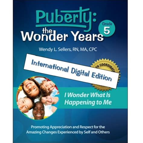 add the digital edition for only 5 00 puberty the wonder years international digital edition