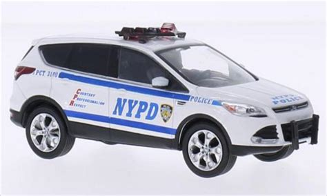 Auto Kaufen New York by Ford Escape Kuga Ii Weiss Nypd New York 2014