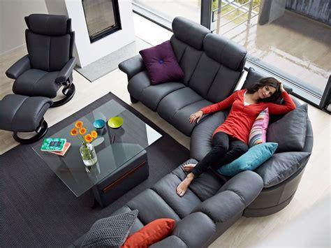 unique comfort sofas from ekornes interior design ideas