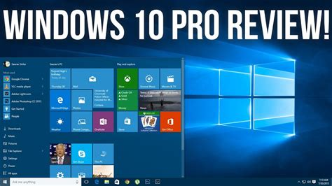 windows 10 pro review should you upgrade