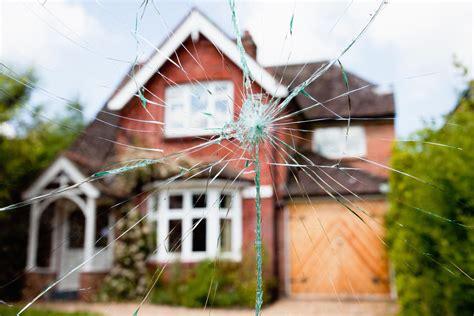 repair single pane window glass