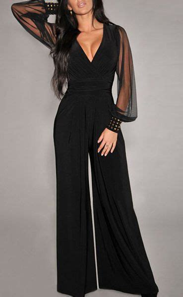 Jumpsuit Rok Tasya 3 114 best black white if i were a rock images on fashion casual