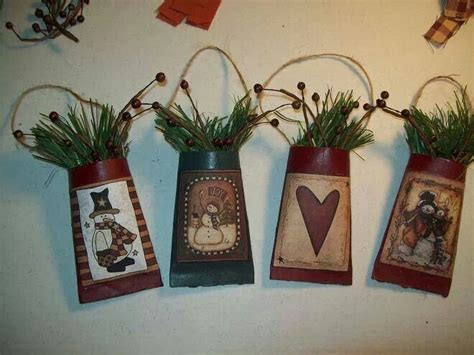 toilet paper roll ornaments christmas ornaments pinterest