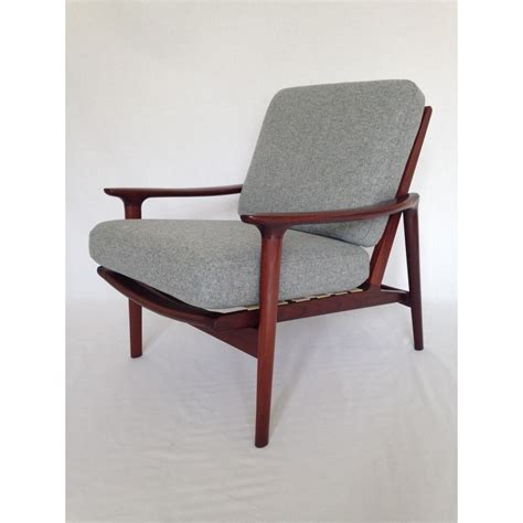 low back armchair danish style 1960 s guy rogers new yorker low back armchair