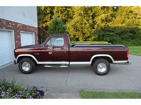 1984 ford f150 for sale classiccars com cc 993929