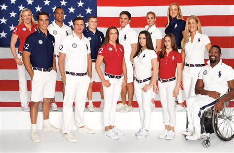 Ralph Olympic Collection For Usa Olympics Team ralph usa olympic team pursuitist