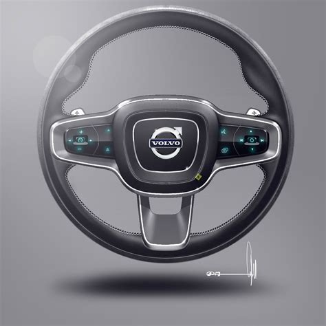 volvo steering wheel 2013 volvo concept coupe concepts