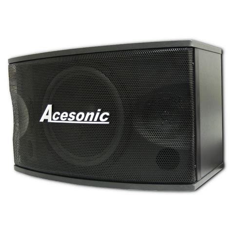 Stand Speaker Profesional Acesonic Sp 450 300w Professional Vocal Speakers Stands