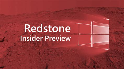 wallpaper windows 10 redstone windows 10 neuer insider build 11102 ist da alle