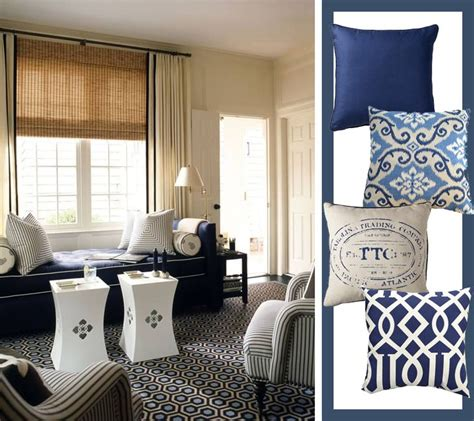 navy and white living room pin by stacey mccarty on bonus room blues