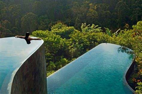 hanging infinity pools bali 10 bali infinity pools you need to see to believe ubud