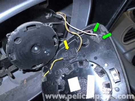 side mirror motor replacement porsche cayenne side mirror and motor replacement 2003