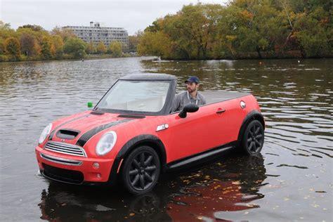 car boat convertible mini convertible boat concept to attend philly regatta