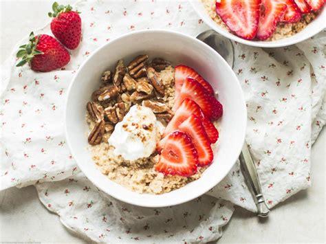new year porridge recipe breakfast polenta morning couscous and other new school