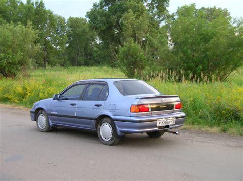 1990s Toyota 1990 Toyota Corsa Pictures 1500cc Gasoline Automatic