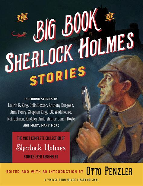 of sherlock books the big book of sherlock stories