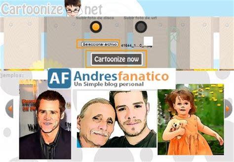 convertir imagenes en 3d online como convertir fotos en elegantes dibujos animados online