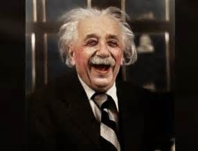 albert einstein in color albert einstein pictures in color quote addicts