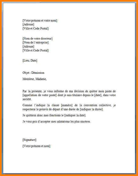 Exemple De Lettre Torride 11 Lettre De D 233 Mission Simple Lettre Officielle