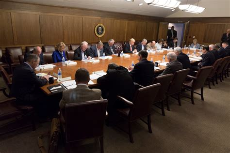 s cabinet meeting photos from president donald j s cabinet meeting at