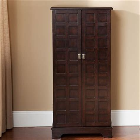 jewelry armoire at jcpenney paneled jewelry armoire jcpenney for the home pinterest