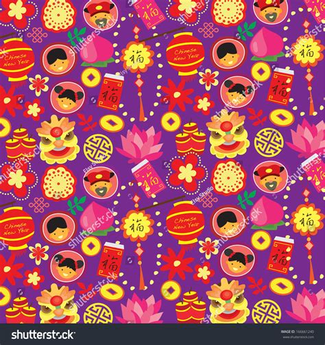 wallpaper new year cartoon chinese new year cartoon wallpaper illustration