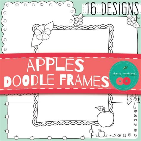 doodle font free commercial use 441 best images about clipart fonts frames borders on