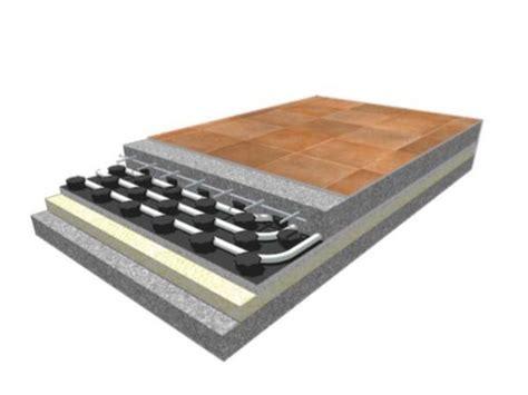 pannelli a pavimento pannello radiante a pavimento in eps ecofloor by rossato