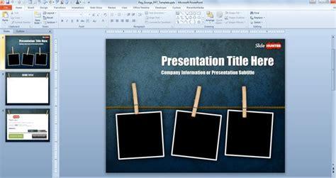 chalkboard education presentation widescreen office templates