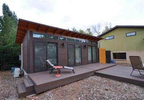 client studio shed  bathroom  modern garage