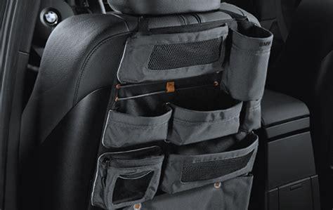 Box Penyimpanan Barang Mobil Car Storage Back Seat Compartment Hba008 Bmw Genuine In Car Seat Back Tidy Pocket Storage Bag Organiser 52120410752