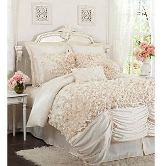 Lush Decor Lucia 4 Comforter Set by Lucia 4 Pc Comforter Set By Lush Decor Home Decor