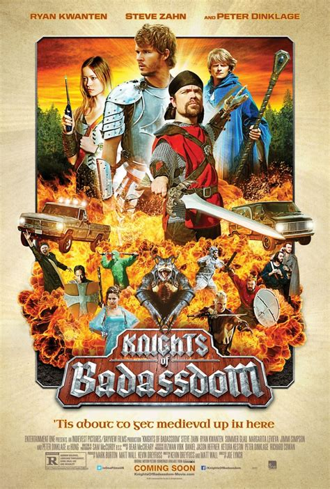 Knights Of Badassdom 2013 Film Knights Of Badassdom Dvd Release Date April 1 2014