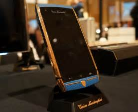 lamborghini mobile android luxury phone