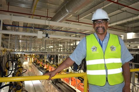 Factory Manager by Tyree Minner Manufacturing A Bright Future