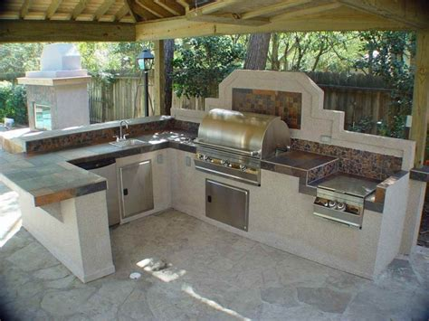 patio kitchen islands outdoor kitchen island kits