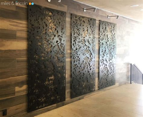 Architectural Wood Interior Wall Panels - decorative metal screens germantown tool and manufacturing
