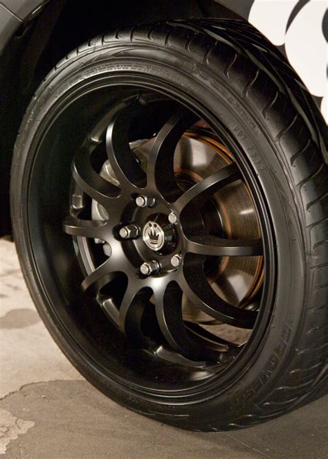 2012 Honda Civic Wheels 2012 Honda Civic Si Blink 182 Wheels Photo 8