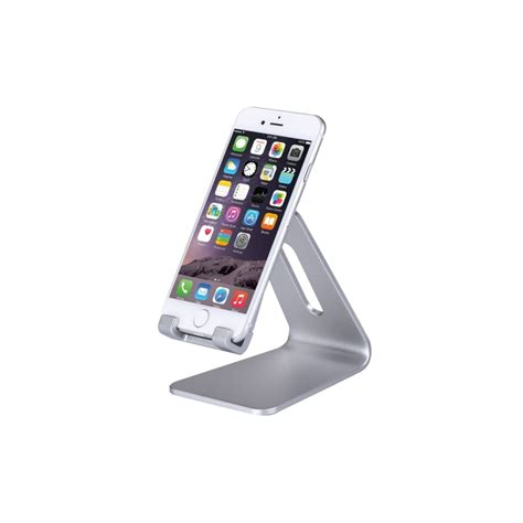 support en aluminium iphone  ipad mobile store