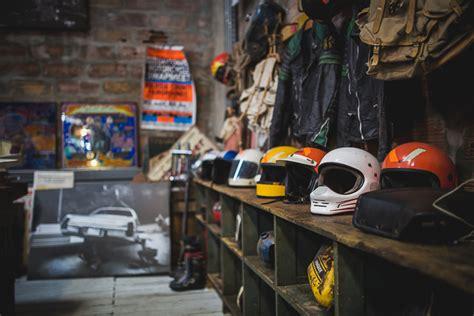 Deco Style Garage by D 233 Co Garage Moto Vintage