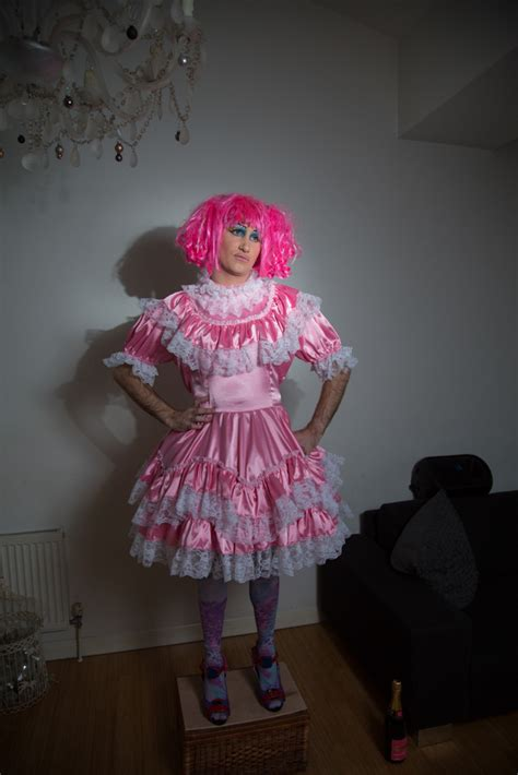style me quirky sissy maid makeover transgender transvestite dressing service by style me quirky