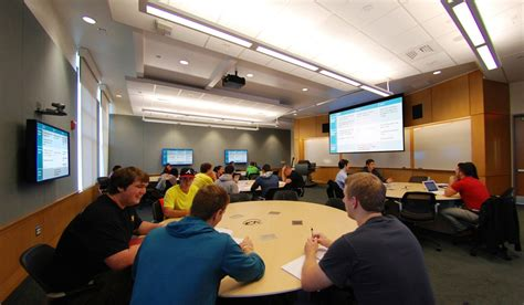 Paul College Breakout Room by Of New Hshire Paul College Of Business And
