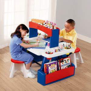 Step2 Creative Projects Table Includes Two Stools by 15 Ideal Toys For From Step2 Designed For