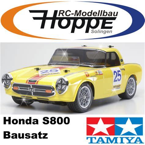 Motorrad Hoppe De by Tamiya M 05 Honda S800 Racing 1 10 Bausatz 58454 Ebay