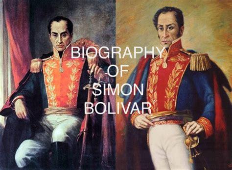 simon bolivar biography in spanish biography of simon bolivar screen 4 on flowvella