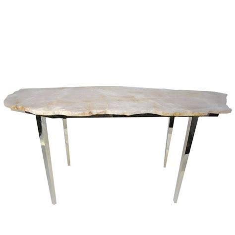 Pink Coffee Table Stylish Large Pink Coffee Table For Sale At 1stdibs