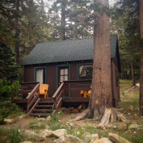 Cabins In Mammoth Lakes by Tamarack Lodge Cabin 22 Studio Cabin Lakes