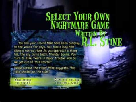 the nightmare room the nightmare room dvds trailer
