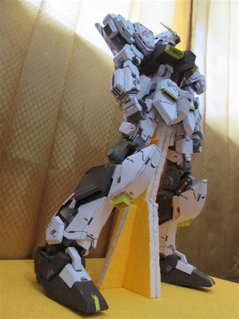 Best Paper Craft - nu gundam papercraft by yujisakai on deviantart