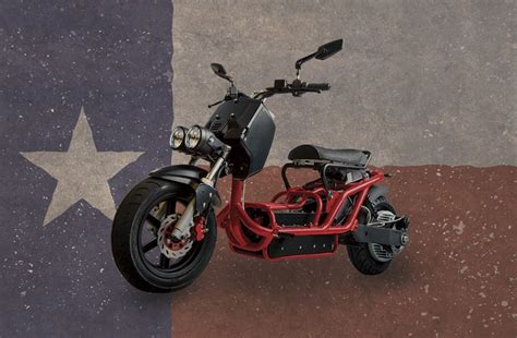 honda rugged scooter atx 8080 the ruckus looks rugged electric scooter autoevolution